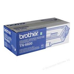 Brother Toner TN-6600Black
