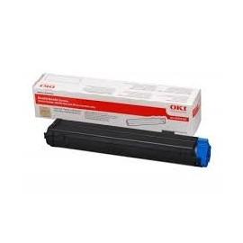 Toner Laser Oki 43502302 Black B4400/B4600 3K Pgs