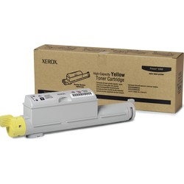 TONER XEROX 106R01220 SPLO 106R01220 Phaser 6360 HC (12k) Yellow Toner Crtr.
