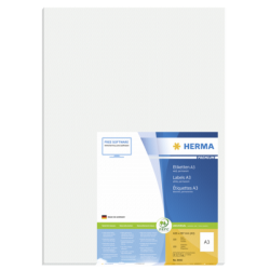 Herma Labels A3 420X297 100 Sheets DIN A3 100 Pcs. 8692