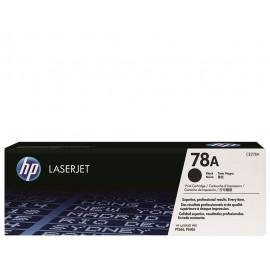 HP Toner 78A Black CE278A